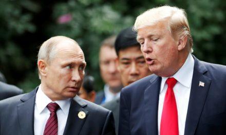 Trump: Putin, Russia, Iran Responsible all for Animal Assad