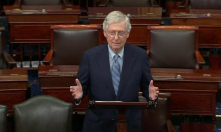 McConnell calls objection on political election protection 'modern McCarthyism'