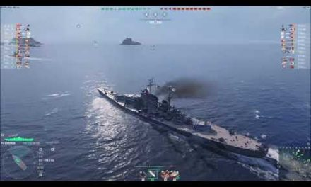 World of Warships-KremlinBB Tx Russe- Pr ésentation