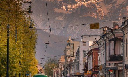 Vladikavkaz, North Ossetia