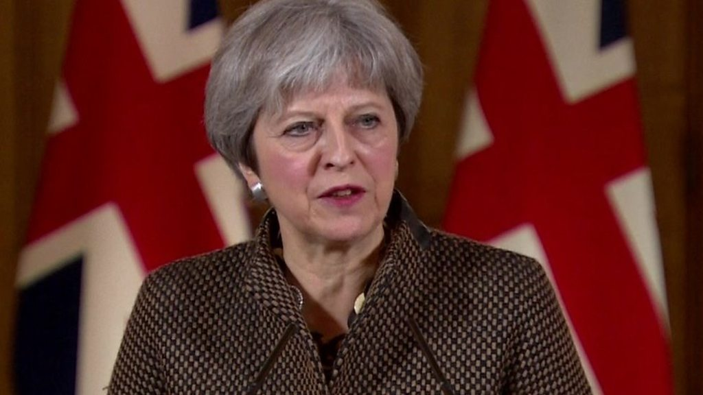 UK 'positive' Syria strikes succeeded
