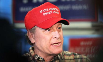 Curt Schilling Backs Pro-TrumpQAnon Conspiracy Theory