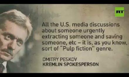 Kremlin: CNN record on claimed CIA spy removal 'PulpFiction'