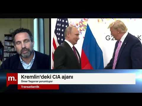 Transatlantik: John Bolton olayı, Ali Babacan söyleşisi, Kremlin ' deki CIA ajanı