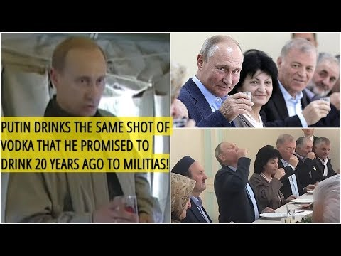 A Man Of His Word! Putin Keeps The Promise He Made 20 YEARS Ago!