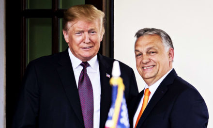 Viktor Orban Is the Authoritarian Creep Trump Wishes He Could Be