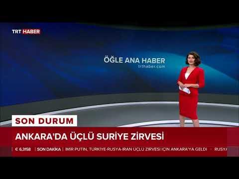 Erdoğan, Putin,Ruhani üçlü zirve. Fatih Sabuncu