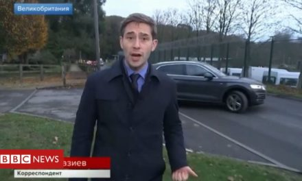 Reporter rejects attempting to get in Army base