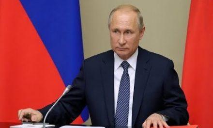 Desak Perang Yaman Diakhiri, Putin Kutip Alquran Surah al-Imran