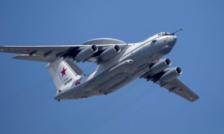 South Korea Fires Hundreds Of Warning Shots At Russian Military Plane