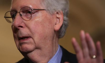 Mass capturings examination Mitch McConnell's iron grasp
