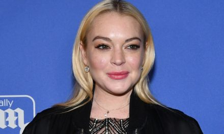 Lindsay Lohan Celebrates 'MeanGirls' Day After Bizarre Child Trafficking Claim