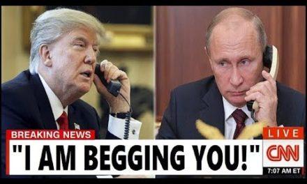 B0om! Putin VERY ATRABILIOUS As Ukranian Transcript Released: '-LRB- **********) put on ' t public our talks! '