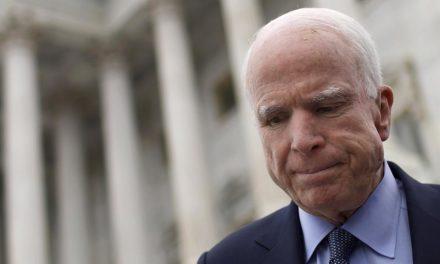 John McCain surges memorandum dispute, Trump for 'doing Putin's task'