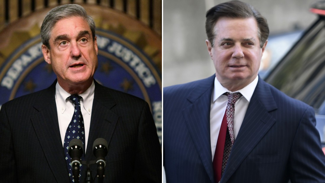 Mueller's workplace in secured hearing claims Manafort conference with Kilimnik at 'heart' of examination