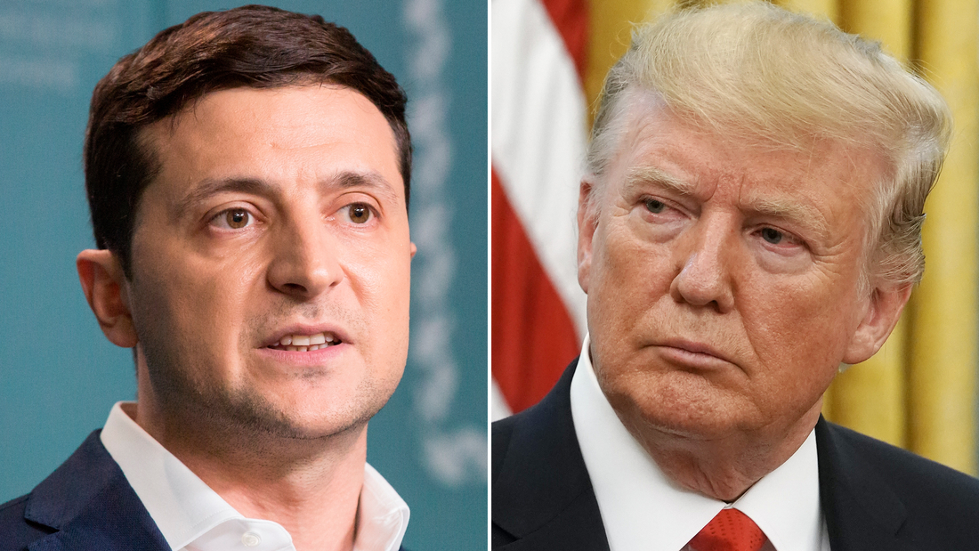 Pressure constructs in advance of Zelensky-Trumpconference
