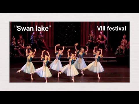 """Vlll International ballet celebration in the Kremlin.""""""""Swanlake"""""""". """""""" eeoe oepo"""""""". pec ae."""