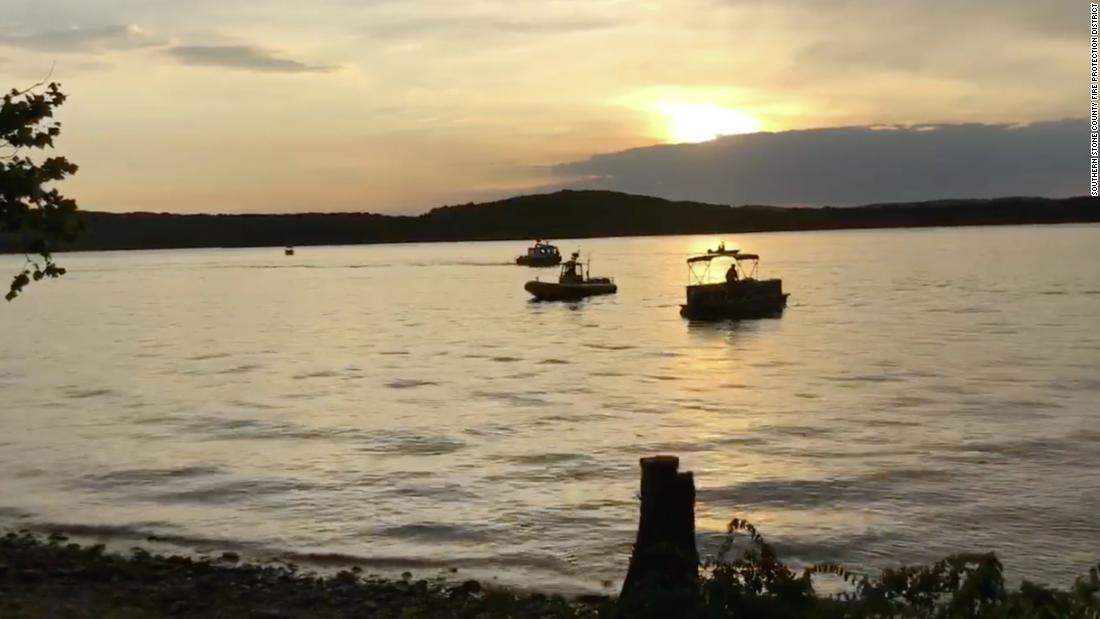 5 points for July 20: Missouri vacationer watercraft misfortune, Trump-Putin, Brexit