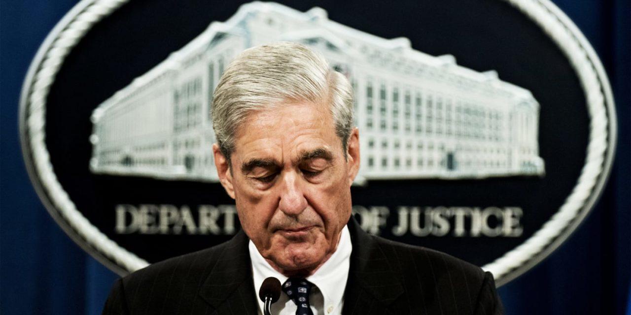Mueller: My Hands Were Tied on Charging Trump