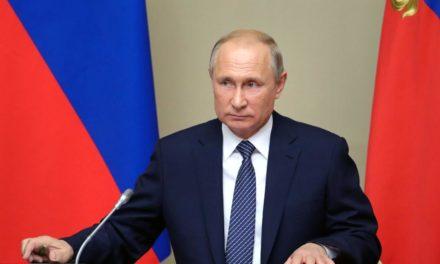 Putin becomes a win in Washington's Ukraine chaos