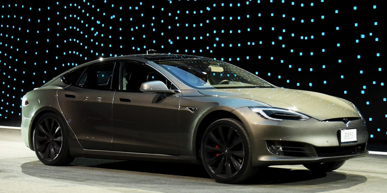Hackers Can Steal a Tesla Model S in Seconds by Cloning Its Key Fob