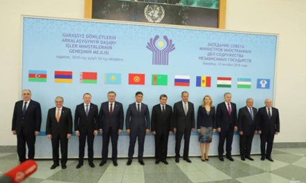 Armenian, Russian Foreign Ministers Meet in Ashghabad – Asbarez Armenian News