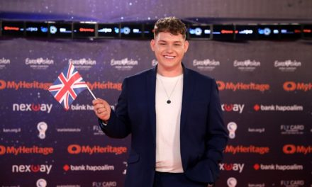 'Gametime' for UK Eurovision enthusiastic