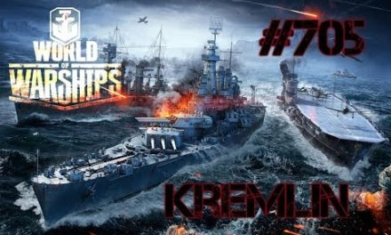 Kremlin T10/ #705/ Panzerschwein/ World of Warships/ German