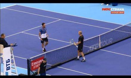 Mannarino vs kukushkin highlights ATP Kremlin Cup 2019
