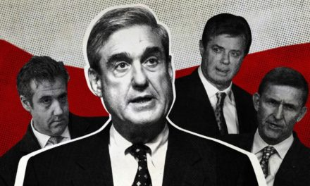 Mr. Mueller shows his cards– as well as reveals a pack of jokers