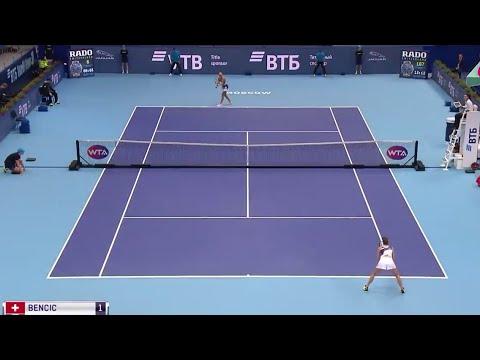 Belinda Bencic vs Anastasia Pavlyuchenkova Highlights WTA Kremlin Cup 2019 Final Highlights [HD]