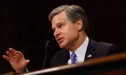 Russia Is Still Trying To Meddle In U.S. Elections, FBI Chief Warns