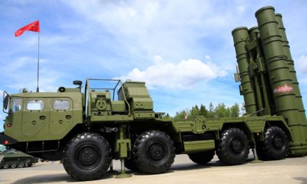Russia begins distribution of S-4 00 rocket system to Turkey, establishing standoff with United States