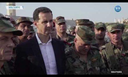 Esat İdlib' e Gitti Putin' le Görüşen Erdo ğan' a ' Hırsız ' Dedi