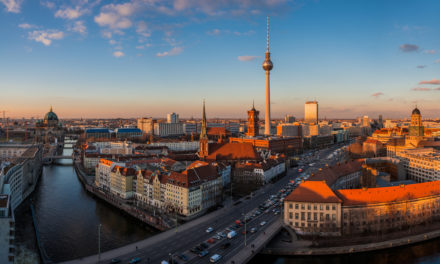 Look out Berlin! TechCrunch Disrupt returns in November this year
