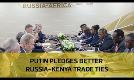 Putin promises much better Russia-Kenyaprofession connections