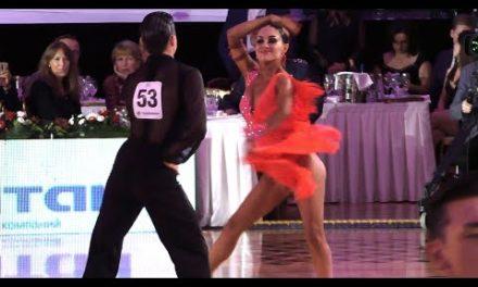 Anton Lam-Viri& & Anastasiya Savinskaya|Samba|2019 Kremlin Cup Amateur Latin – SF