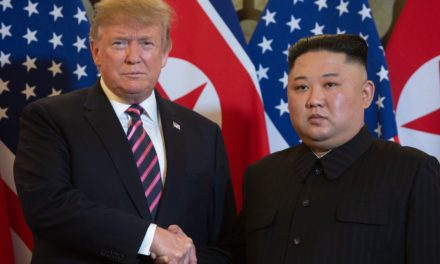 In A Tweet, Trump Invites Kim Jong Un To Shake Hands At The DMZ