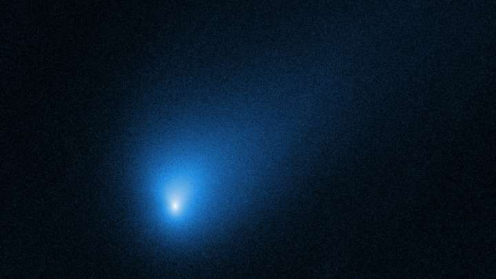 Water Detected On Interstellar Comet 2I/ Borisov