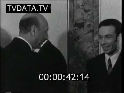 1971 USSR Brezhnev Meets Mohammed Zahir Shah Of Afghanistan in Kremlin, Soviet–Afghan