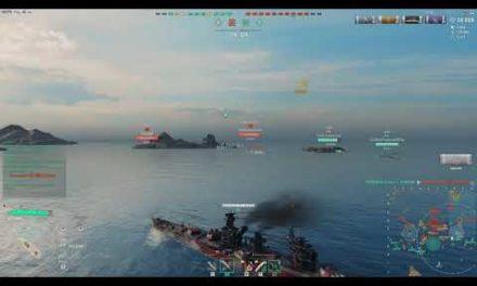 World of Warships – Sinop, primarily a Kremlin at T7