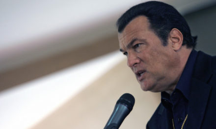 Actor Steven Seagal selected Russian ministry's 'unique rep'