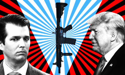 DonJr Advises President Trump After School Shooting: Dont Go Wobbly on Guns