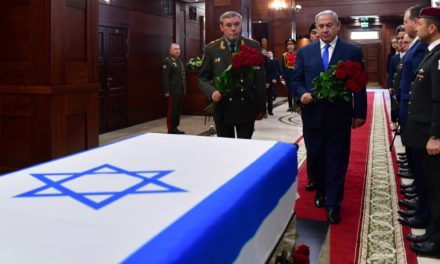 With Help From Putin, Netanyahu Uses a Soldiers Remains to Boost His Election Chances