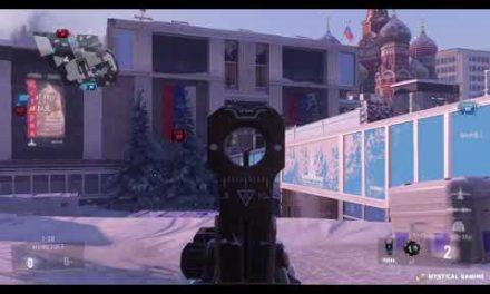 Call of Duty Advanced Warfare – Capture the Flag – Kremlin (XBOX ONE)