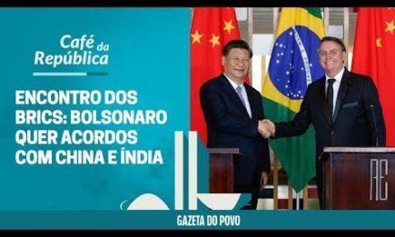 Brics: Bolsonaro encontra Putin