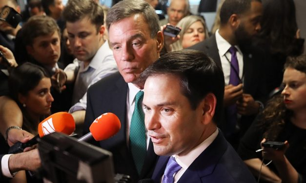 Rubio, Warner Stress Election Security After Trump-PutinSummit