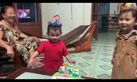 Sinh nhật putin 3 tuổi