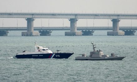 Russia returns 3 taken Ukrainian ships
