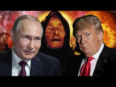 Proro čanstvo Baba Vange za2020 godinu: Putin i Tramp … – UŽIVO